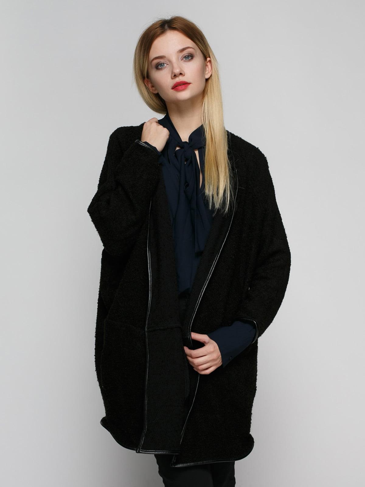 Пальто черное   2668934