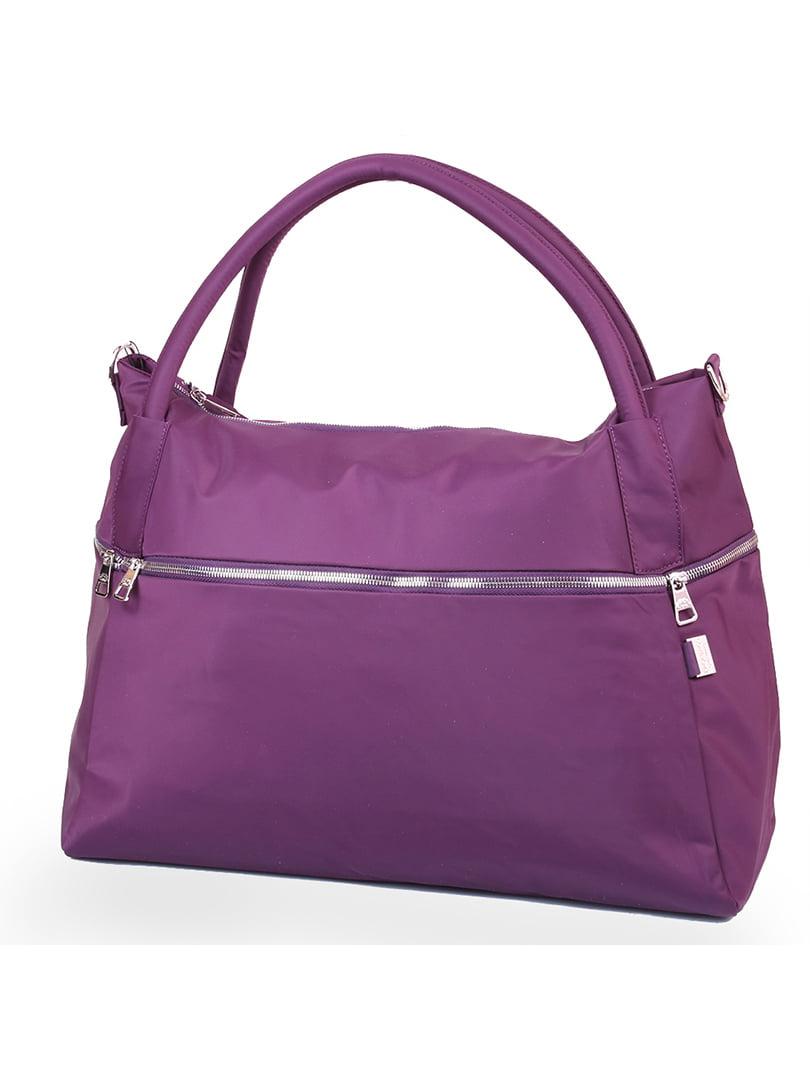 Сумка дорожня фіолетова   4724221