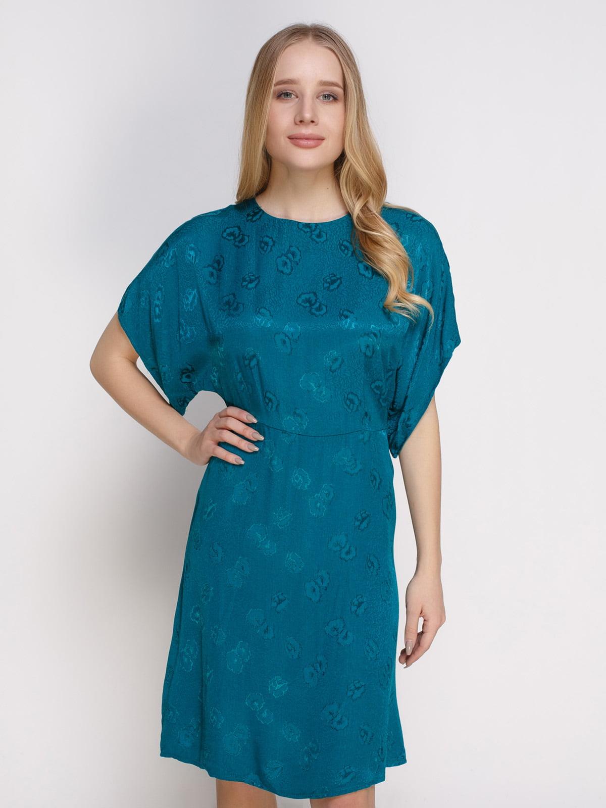 Сукня бірюзова | 4791330