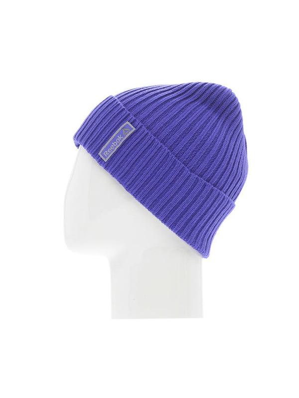 Шапка фиолетовая | 2748551