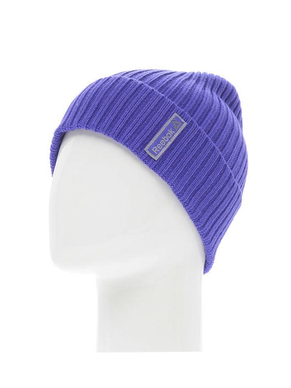Шапка фиолетовая | 2748551 | фото 2