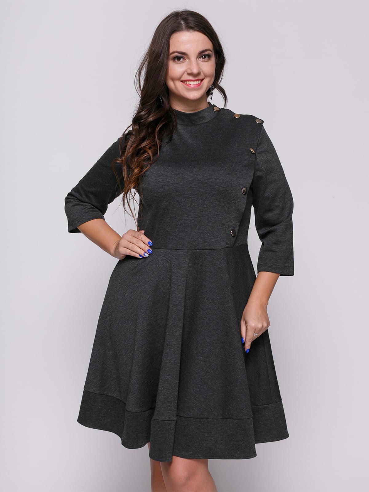 Сукня сіра | 4695832