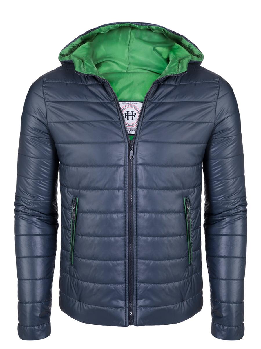 Куртка темно-синяя | 4723816