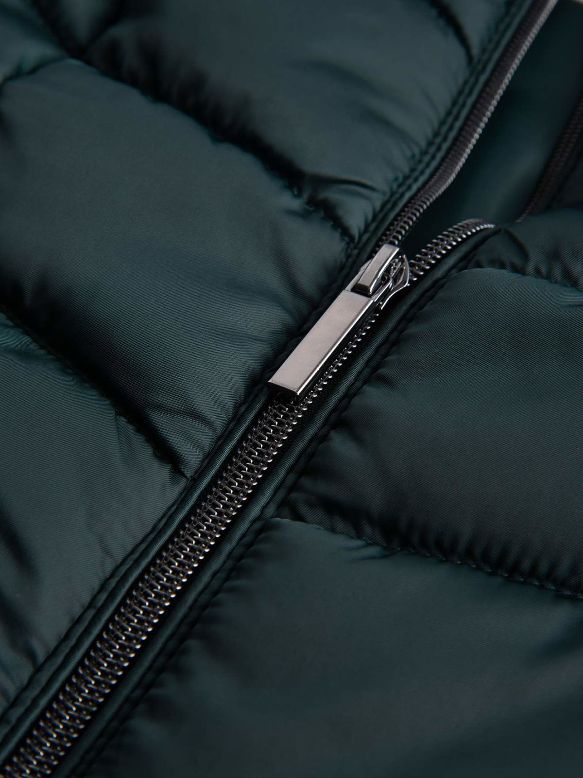 Куртка зеленая | 4793286 | фото 3