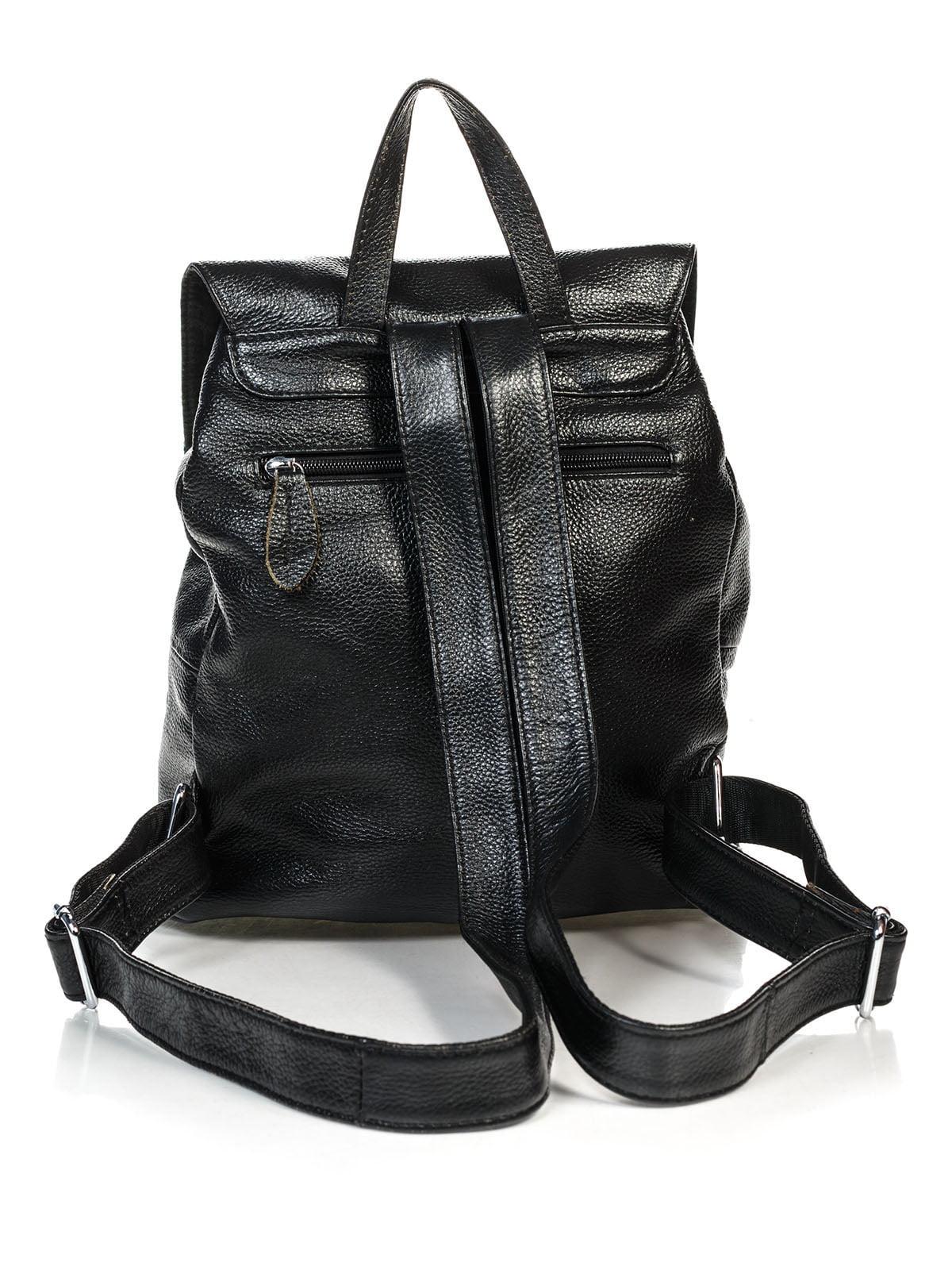 Рюкзак черный | 4816489 | фото 3