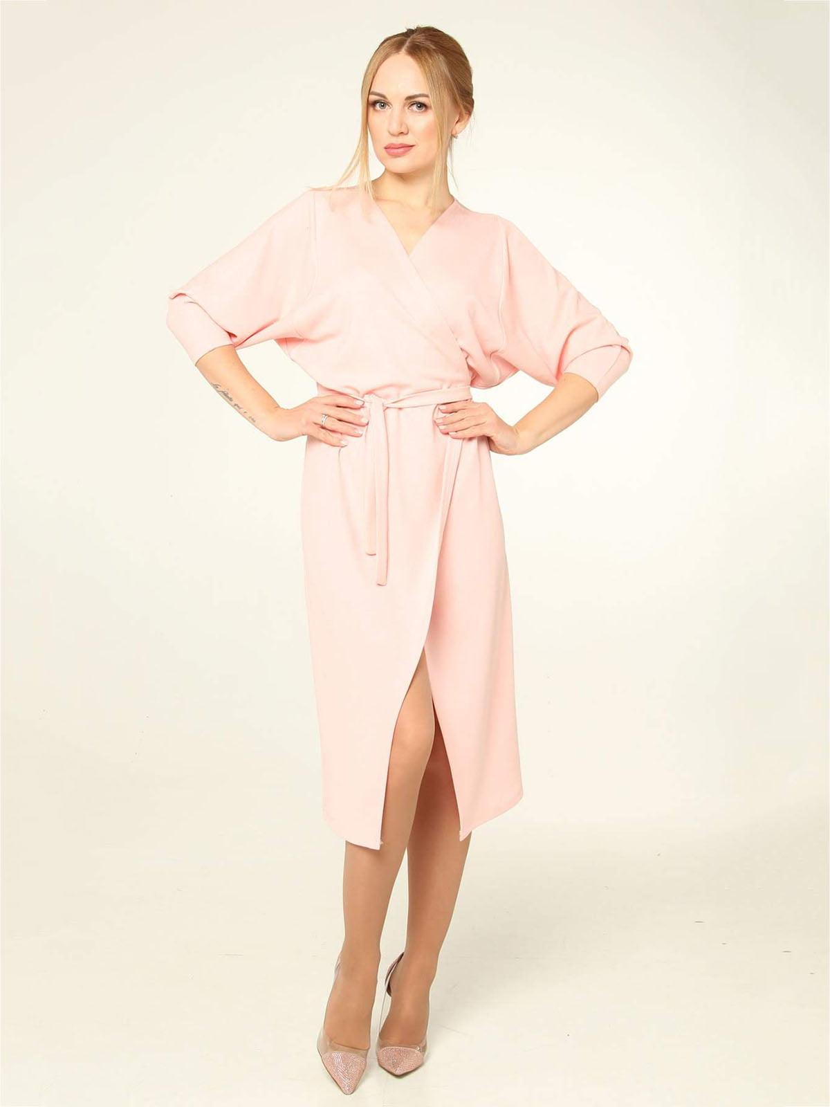 Платье розовое   4821019