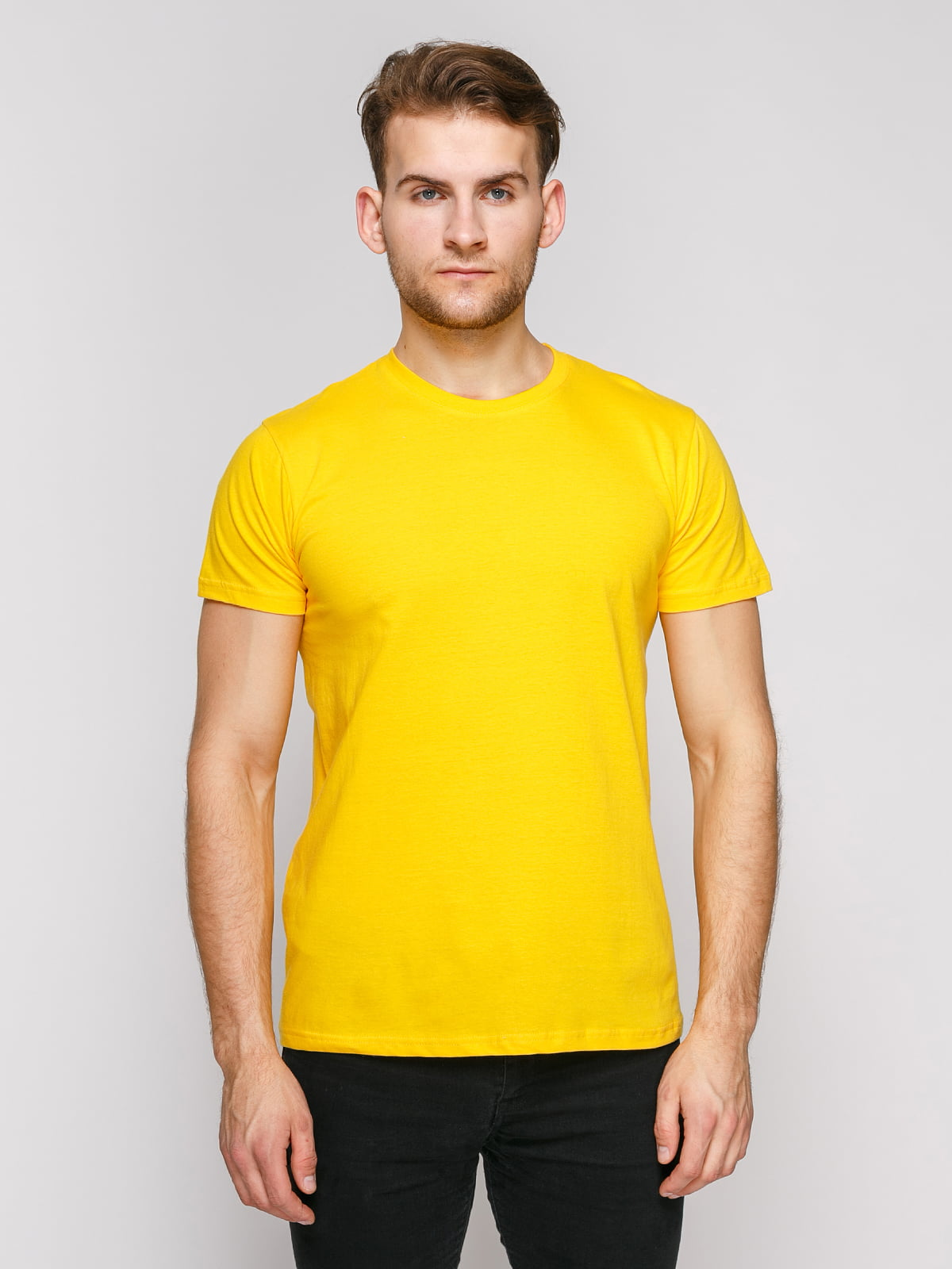 Футболка желтая | 4812179