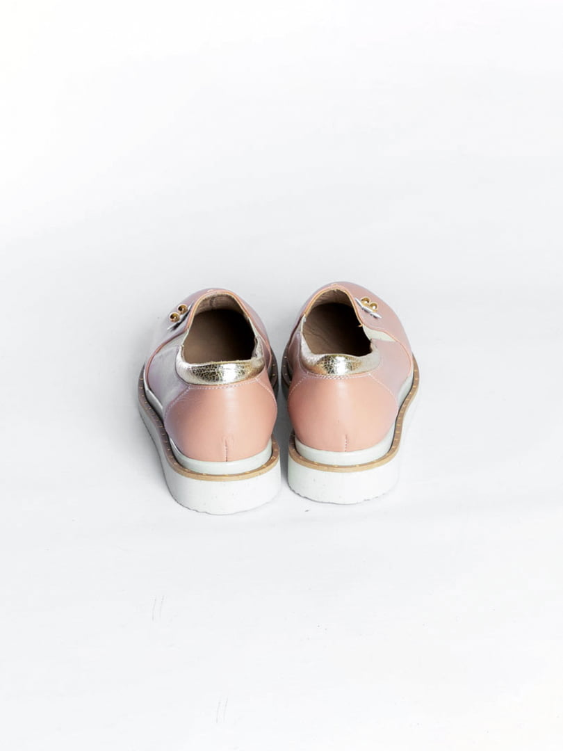 Туфли цвета пудры | 4822494