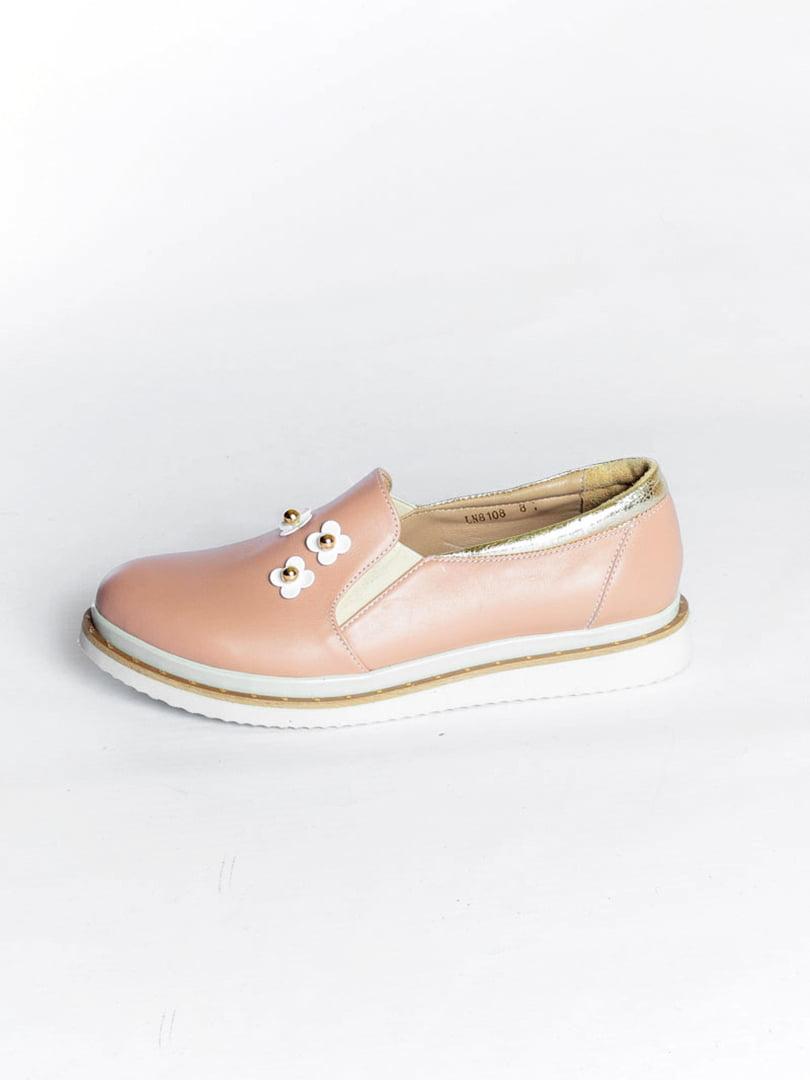 Туфли цвета пудры | 4822494 | фото 2