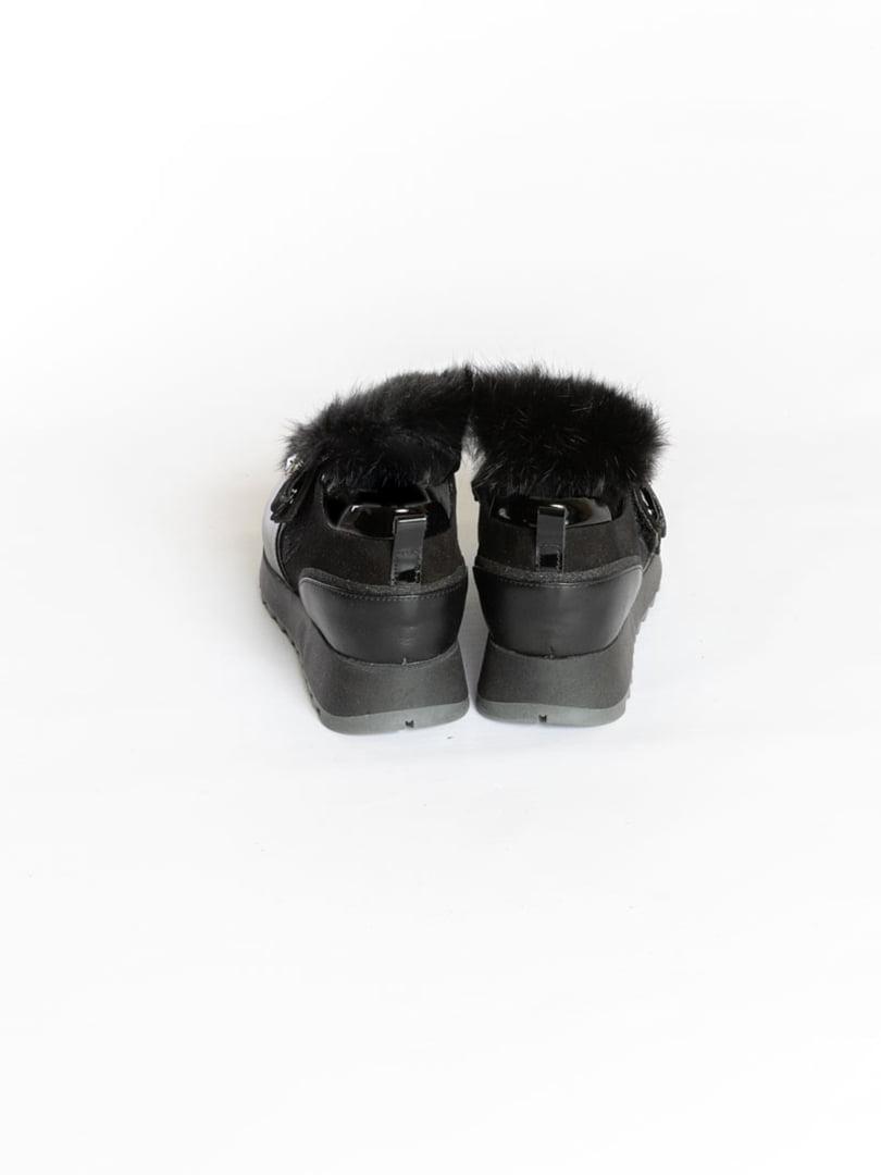 Ботинки черные | 4822496 | фото 2
