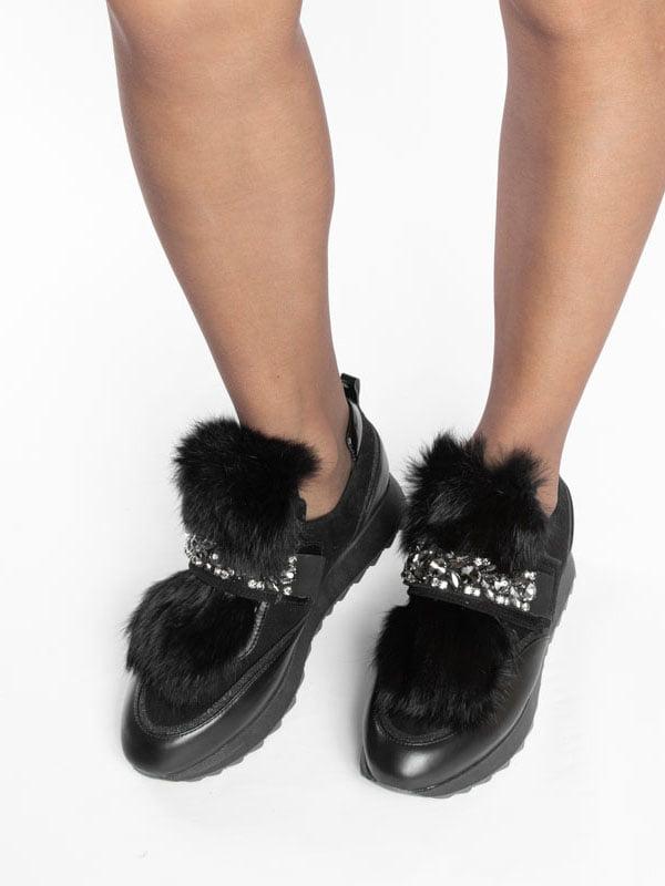 Ботинки черные | 4822496 | фото 3
