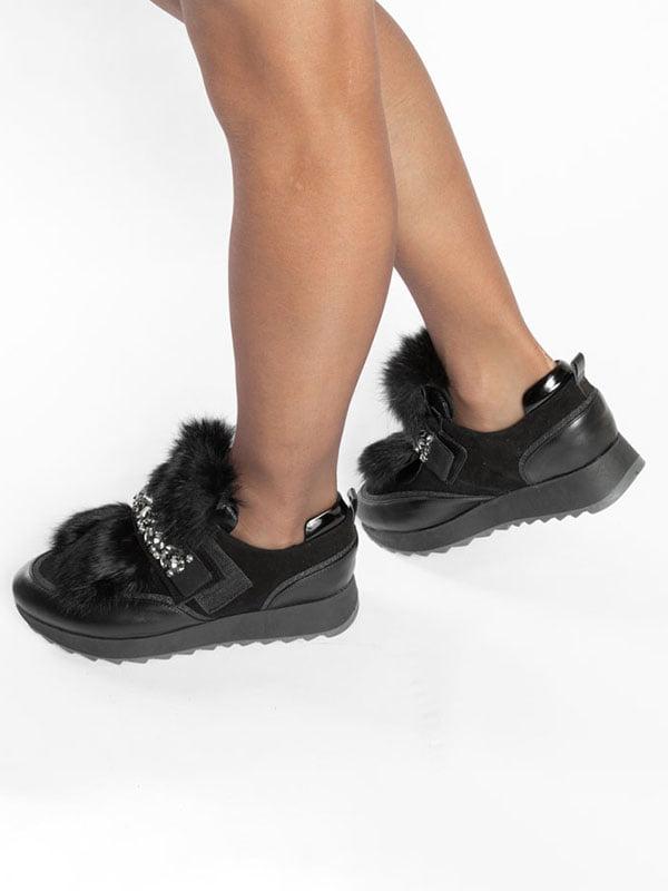 Ботинки черные | 4822496 | фото 5