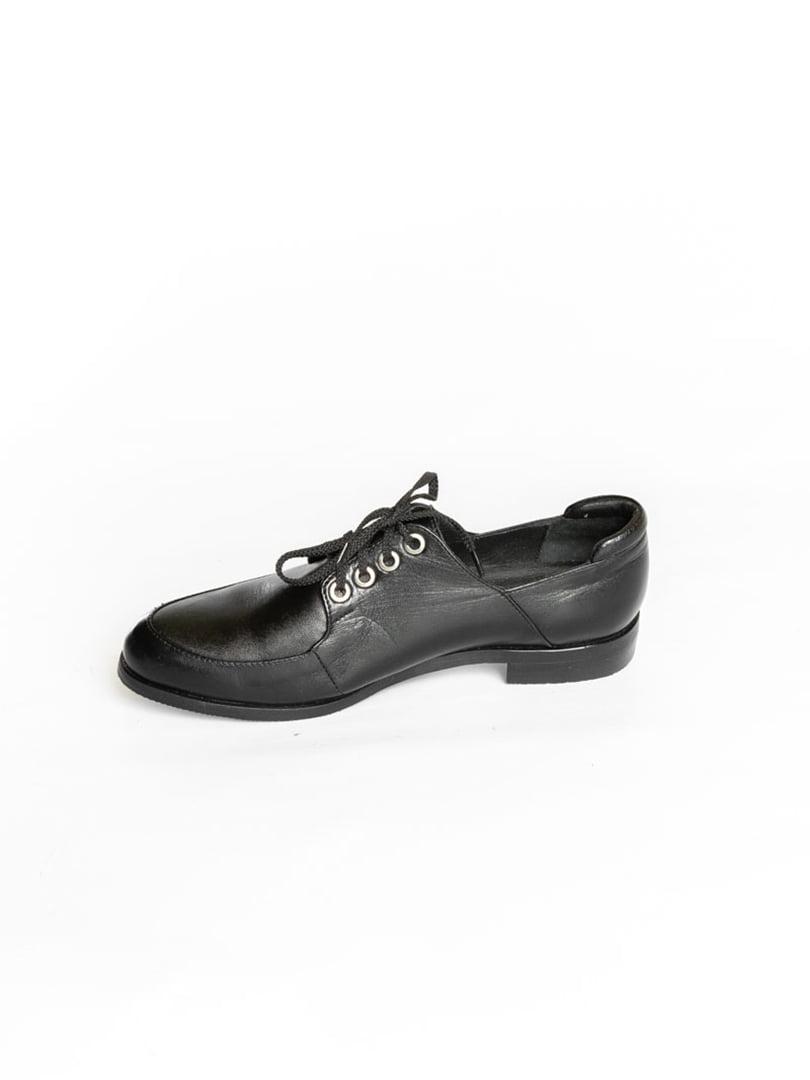 Туфли черные | 4822516 | фото 3