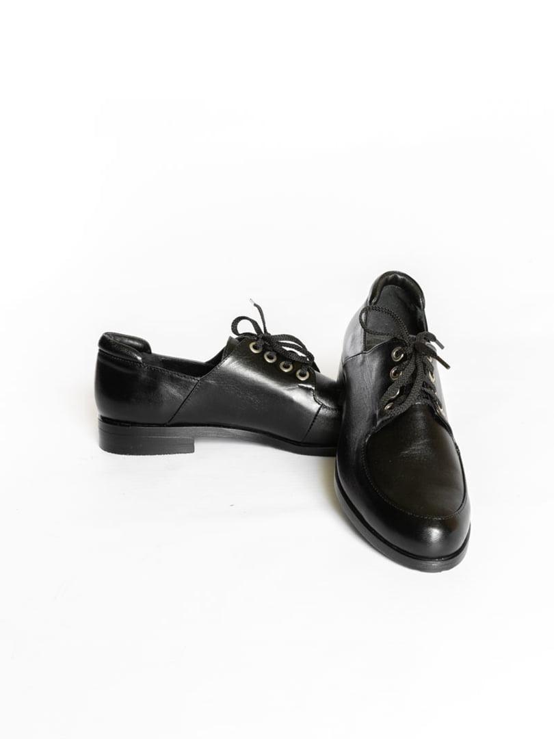 Туфли черные | 4822516 | фото 4