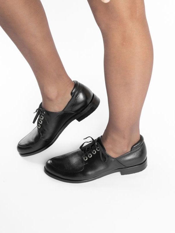 Туфли черные | 4822516 | фото 6