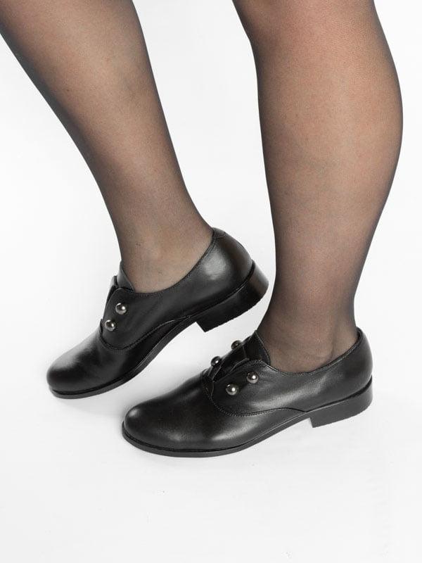 Туфли черные | 4822520 | фото 4