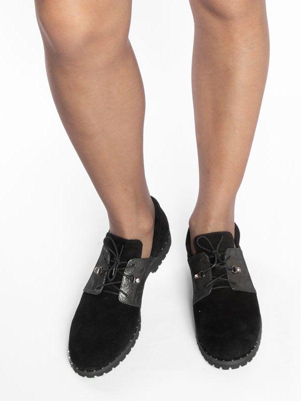 Туфли черные | 4822521 | фото 4