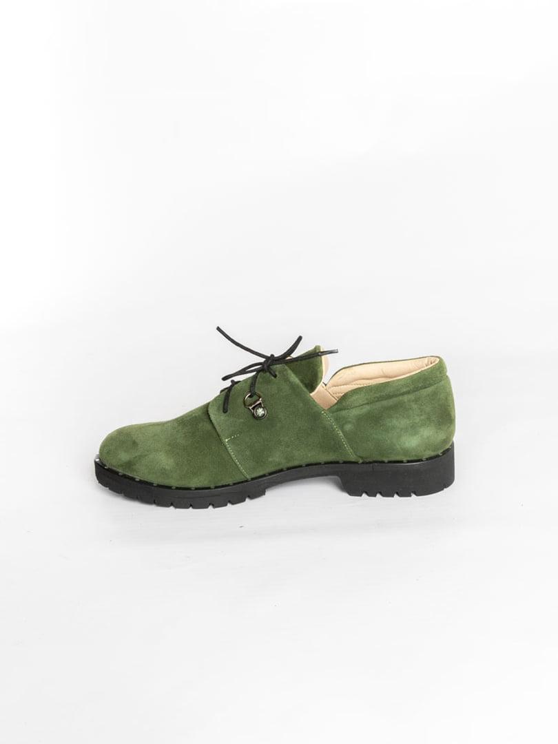 Туфли зеленые | 4822523 | фото 4