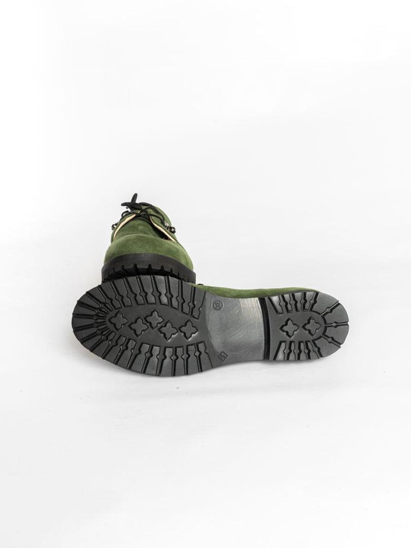 Туфли зеленые | 4822523 | фото 5