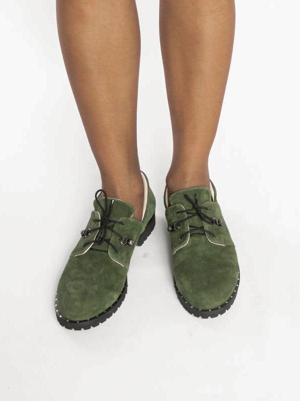 Туфли зеленые | 4822523 | фото 6