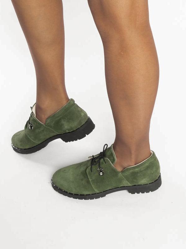 Туфли зеленые | 4822523 | фото 8