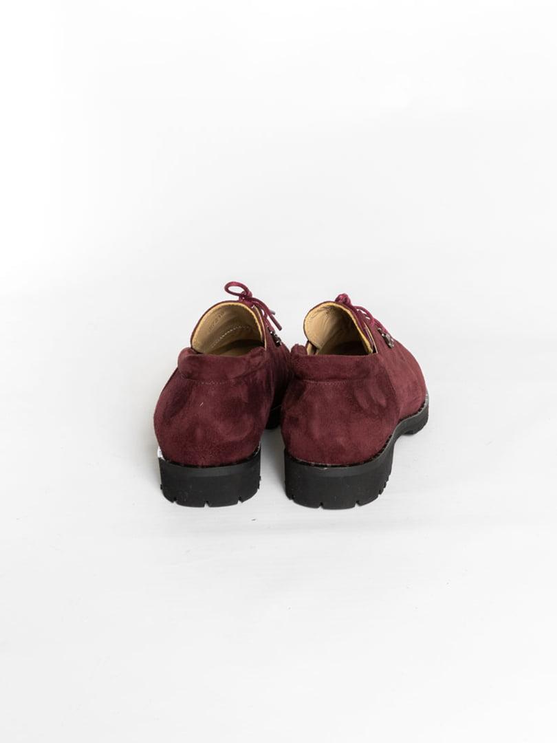 Туфли бордовые | 4822524 | фото 2