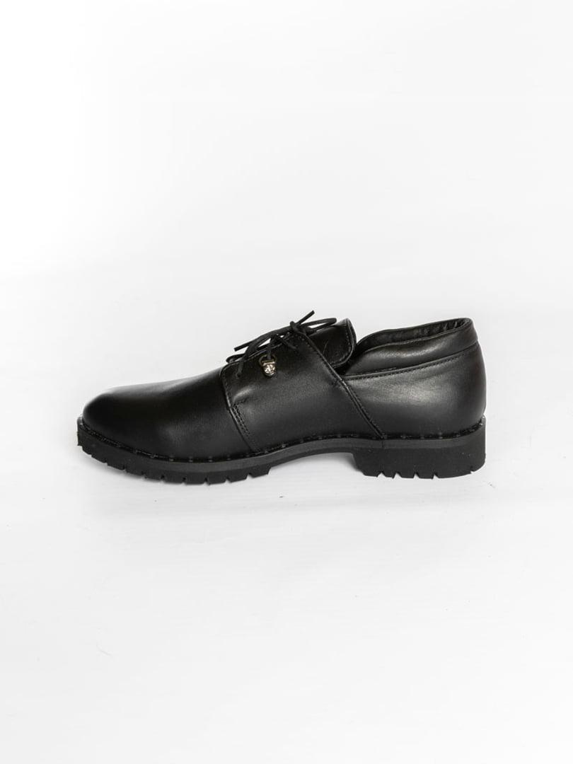 Туфли черные | 4822525 | фото 4