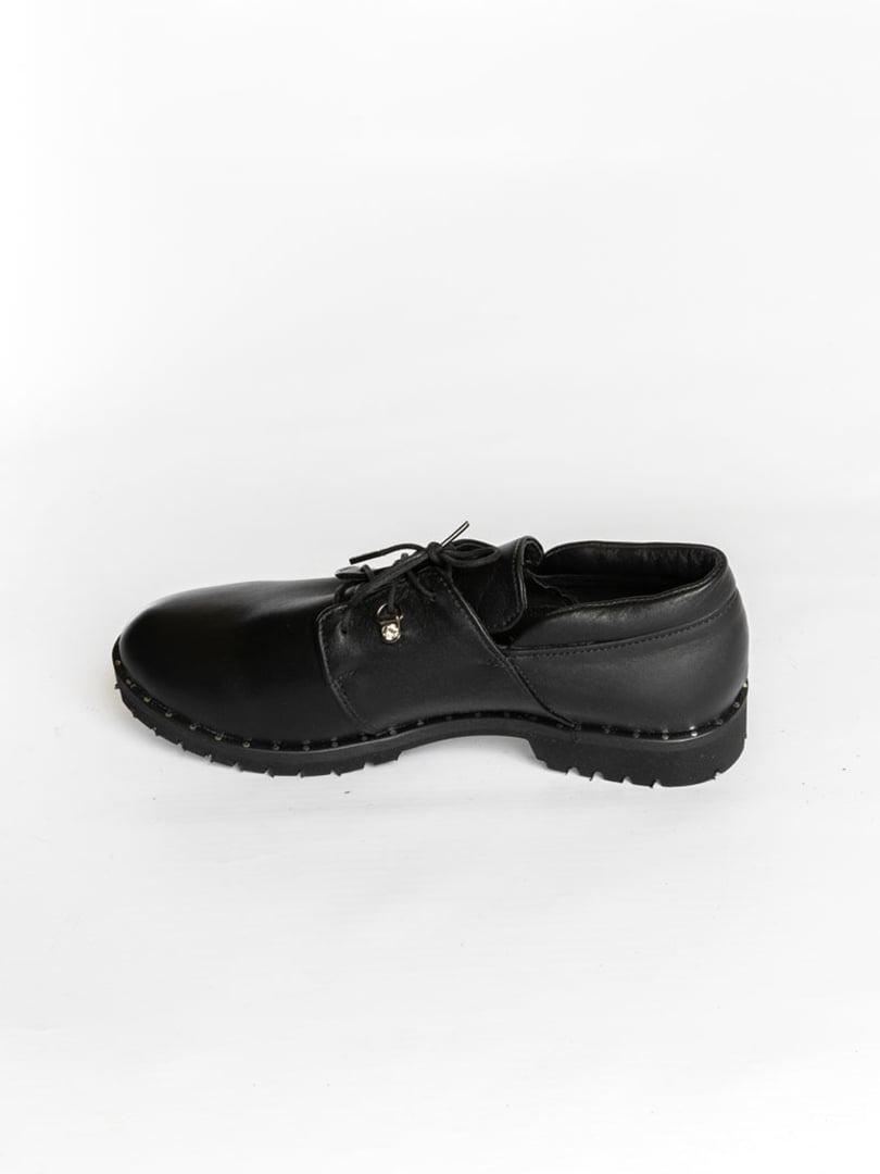 Туфли черные | 4822525 | фото 6
