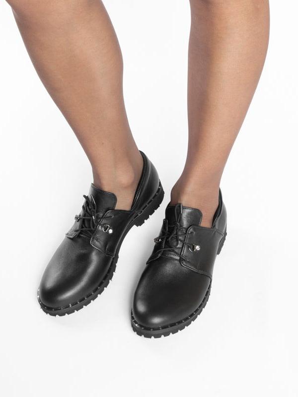 Туфли черные | 4822525 | фото 7