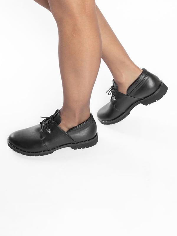 Туфли черные | 4822525 | фото 8