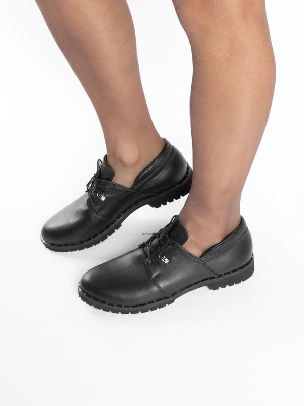 Туфли черные | 4822525 | фото 9