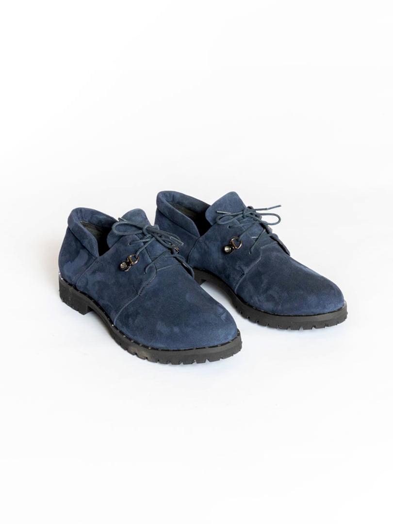 Туфли синие | 4822526