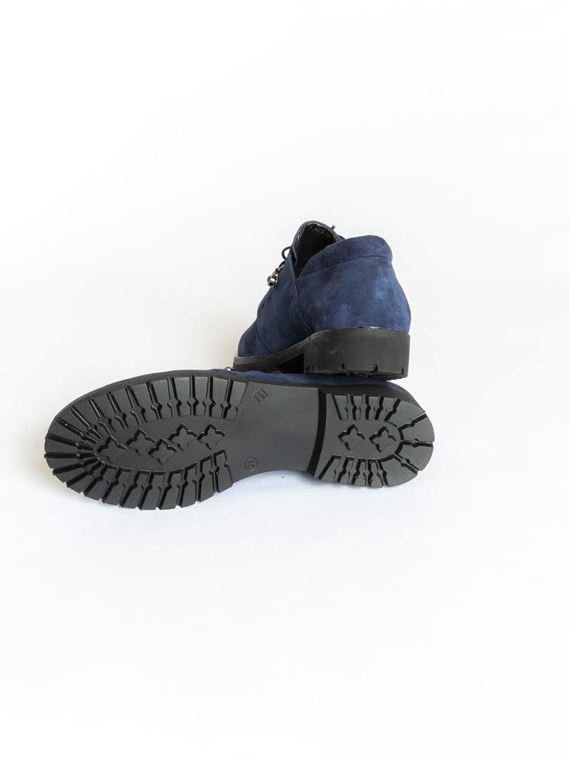Туфли синие | 4822526 | фото 2