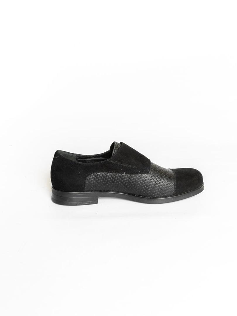 Туфли черные   4822527