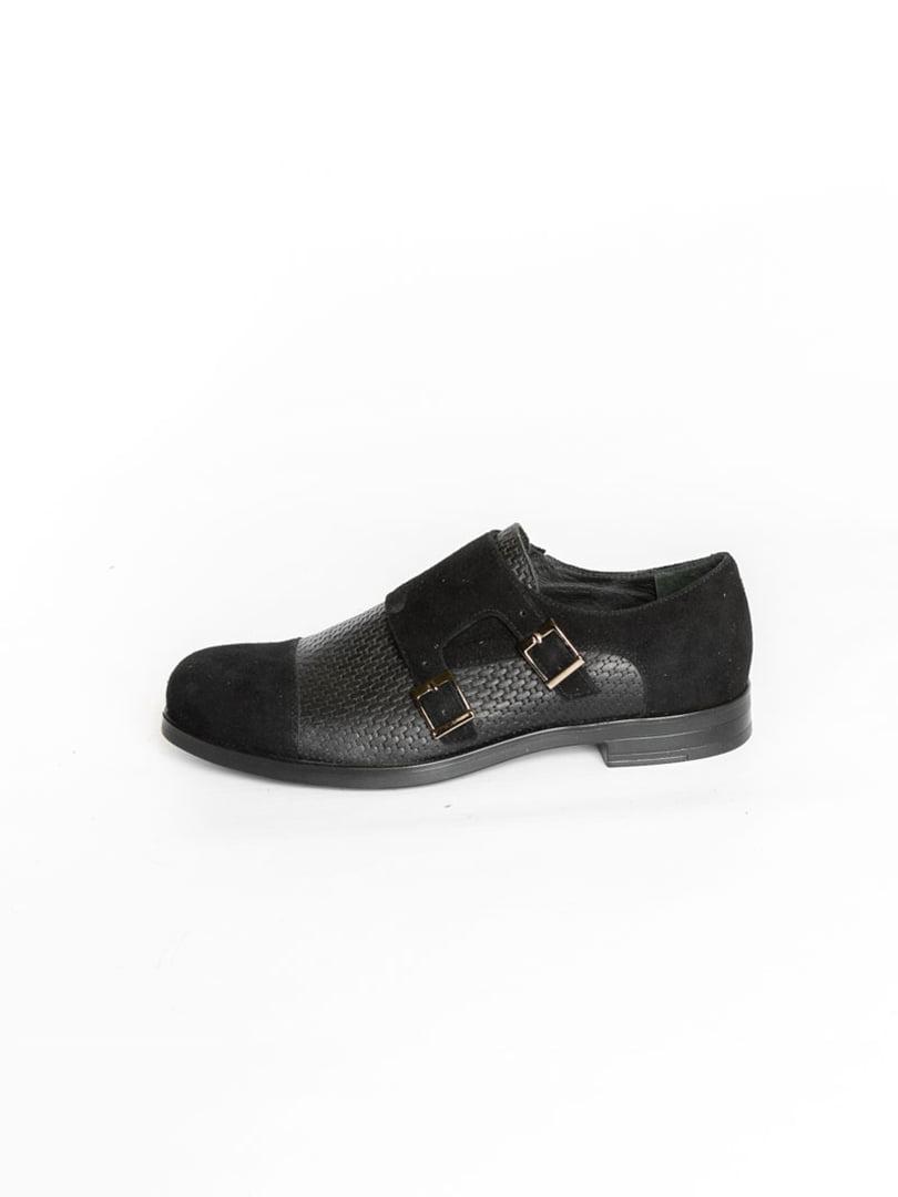 Туфли черные   4822527   фото 2