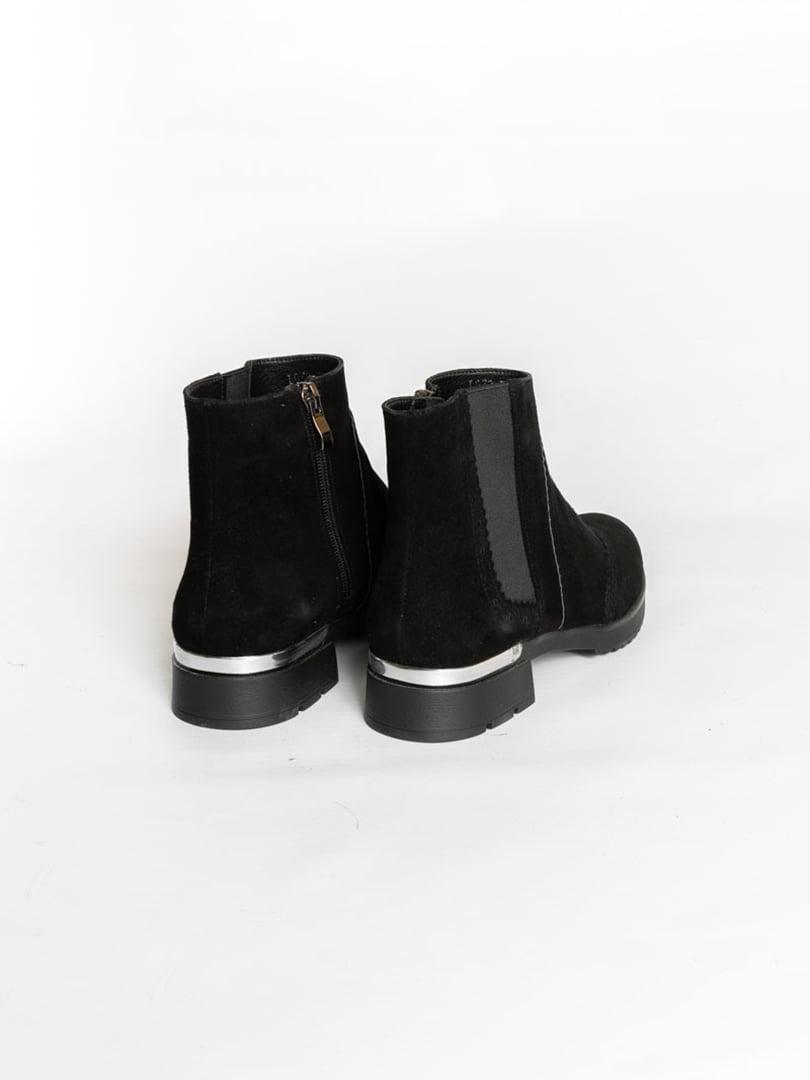 Ботинки черные | 4822532 | фото 2