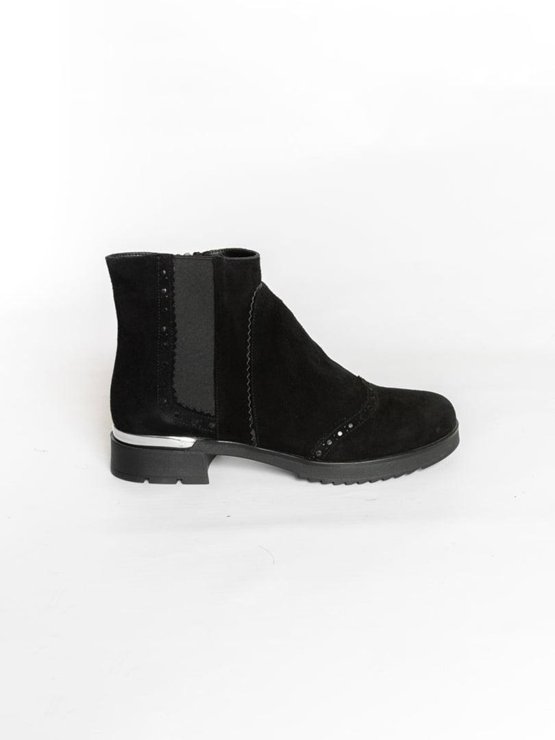 Ботинки черные | 4822532 | фото 3
