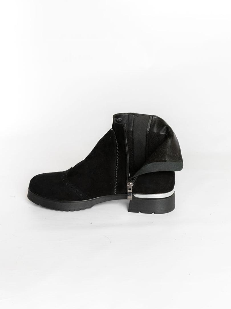 Ботинки черные | 4822532 | фото 5
