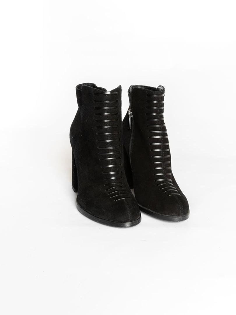 Ботинки черные | 4822533