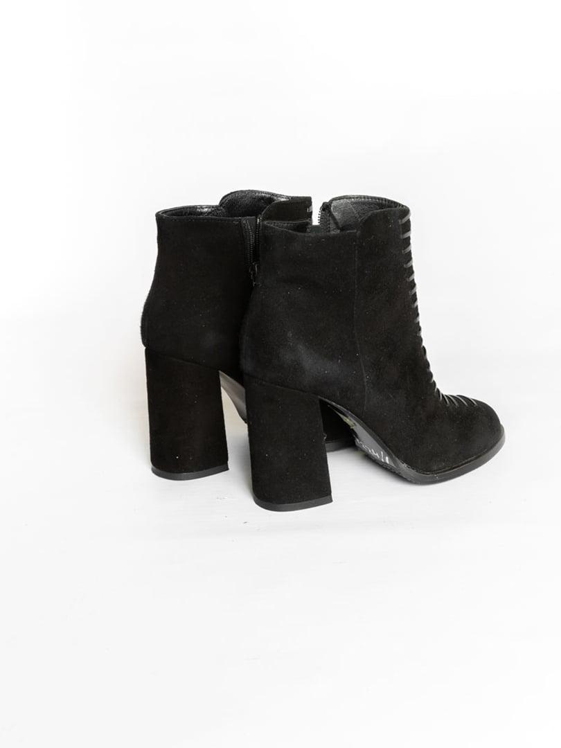 Ботинки черные | 4822533 | фото 2
