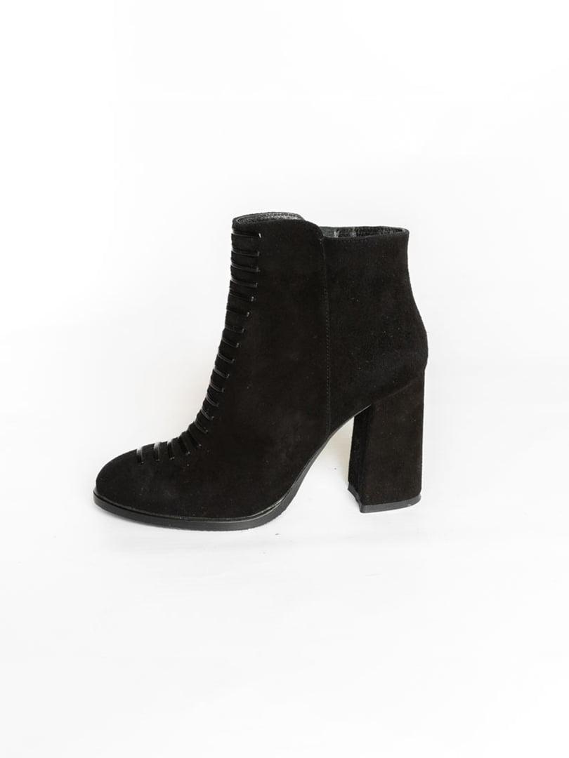 Ботинки черные | 4822533 | фото 4