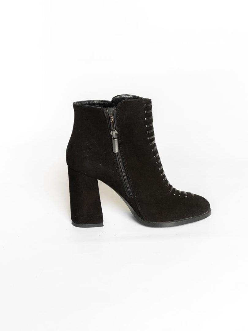 Ботинки черные | 4822533 | фото 5
