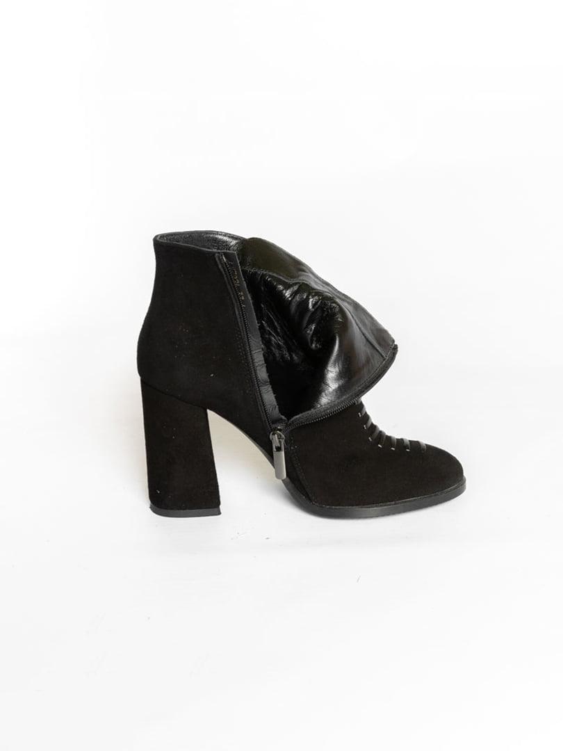 Ботинки черные | 4822533 | фото 6