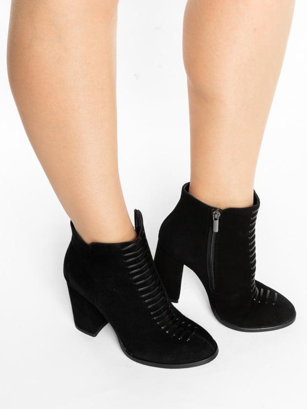 Ботинки черные | 4822533 | фото 7