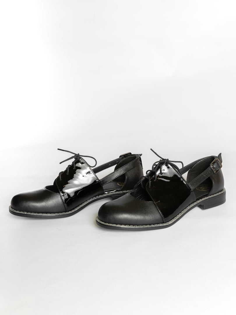 Туфли черные   4822552