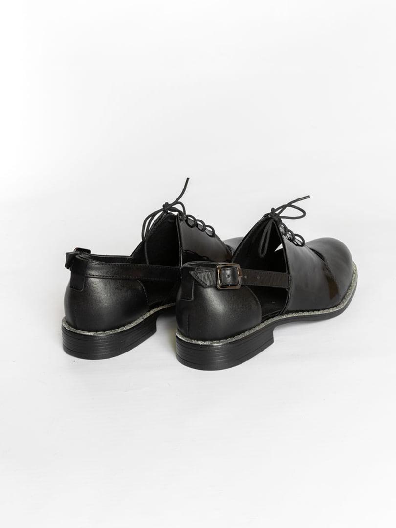 Туфли черные   4822552   фото 2
