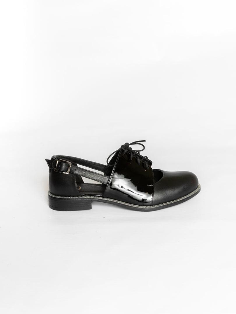 Туфли черные   4822552   фото 3
