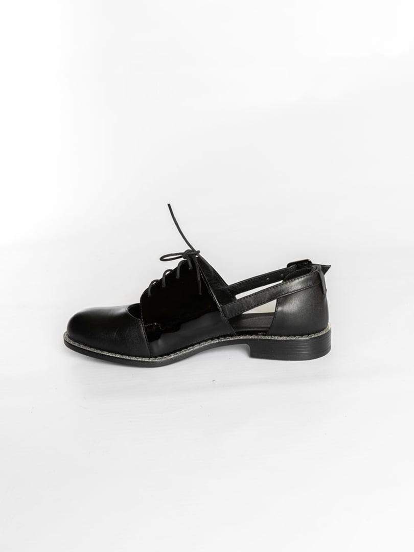 Туфли черные   4822552   фото 4