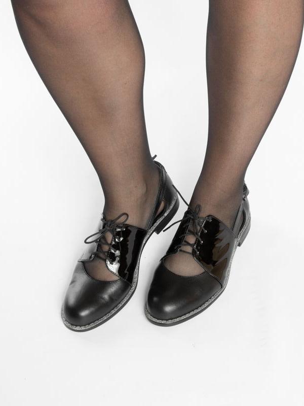 Туфли черные   4822552   фото 5