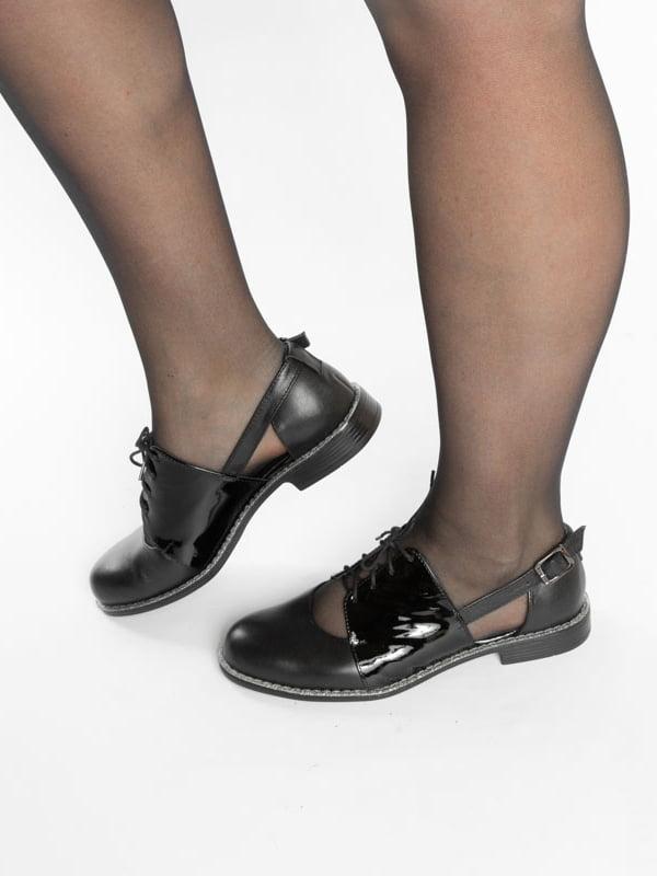 Туфли черные   4822552   фото 6